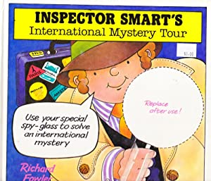 INSPECTOR SMART'S International Mystery Tour (no Magic Spy Glass)