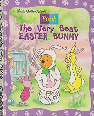 Pooh The Very Best EASTER BUNNY