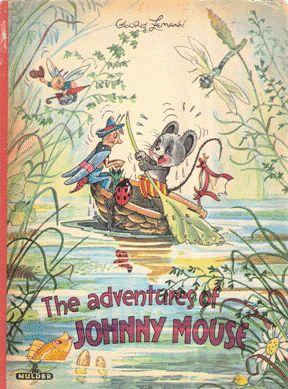 The Adventures of Johnny Mouse: Georg Lemann
