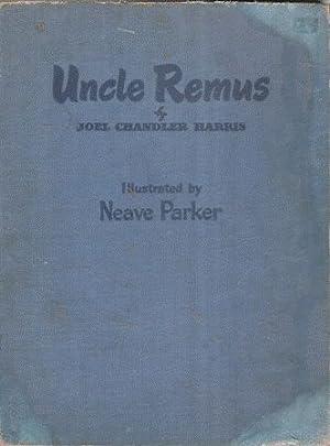 Uncle Remus: Joel Chandler Harris