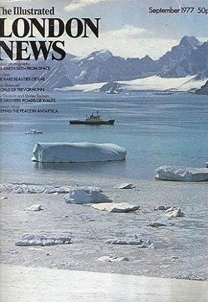 The Illustrated London News ; September 1977: James Bishop, ed.
