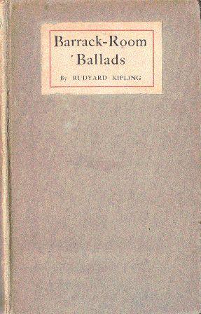 Barrack-Room Ballads Recessional, Etc.: Rudyard Kipling