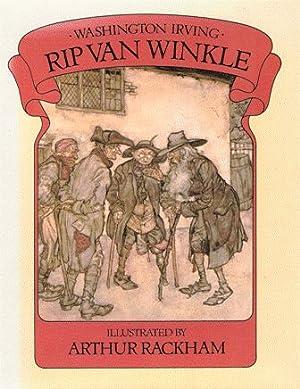 Rip Van Winkle: Washington Irving ;