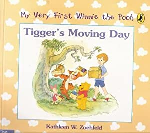 My Very First Winnie the Pooh: Tigger's Moving Day