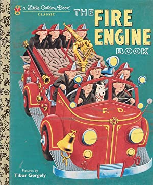 THE FIRE ENGINE BOOK: Tibor Gergely