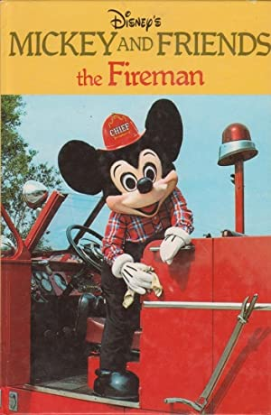 Disney's MICKEY AND FRIENDS the Fireman