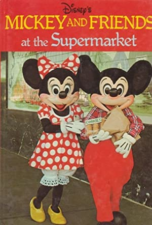 Disney's MICKEY AND FRIENDS at the Supermarket