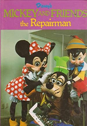 Disney's MICKEY AND FRIENDS the Repairman