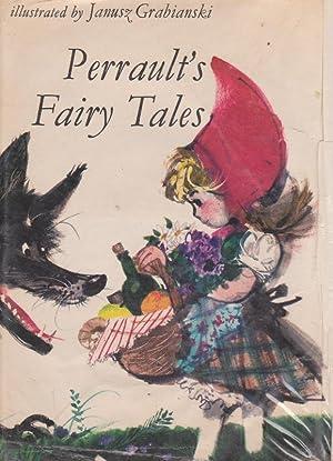 Perrault's Fairy Tales: Janusz Grabianski (illus)