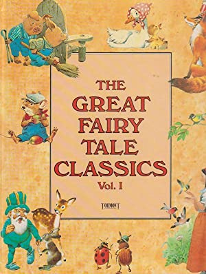 THE GREAT FAIRY TALE CLASSICS Vol. 1: Peter Holeinone ;