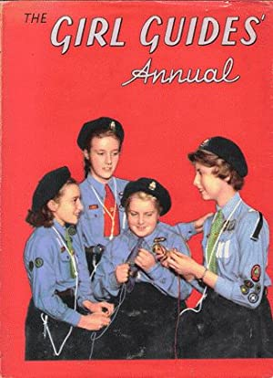 The Girl Guides' Annual: illus Kenneth Brookes, R.I.