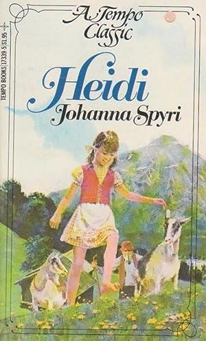 Heidi: Johanna Spyri ;