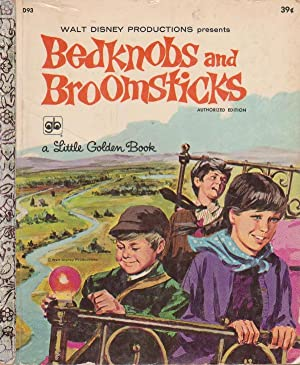 WALT DISNEY PRODUCTIONS presents Bedknobs and Broomsticks