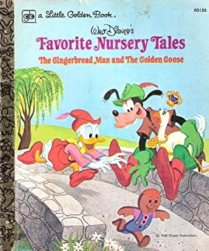 Walt Disney's Favorite Nursery Tales The Gingerbread Man and The Golden Goose