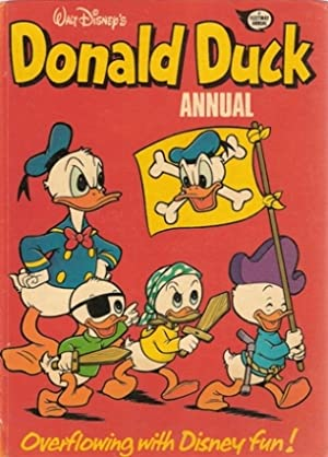 Walt Disney's Donald Duck Annual, Overflowing with Disney fun!