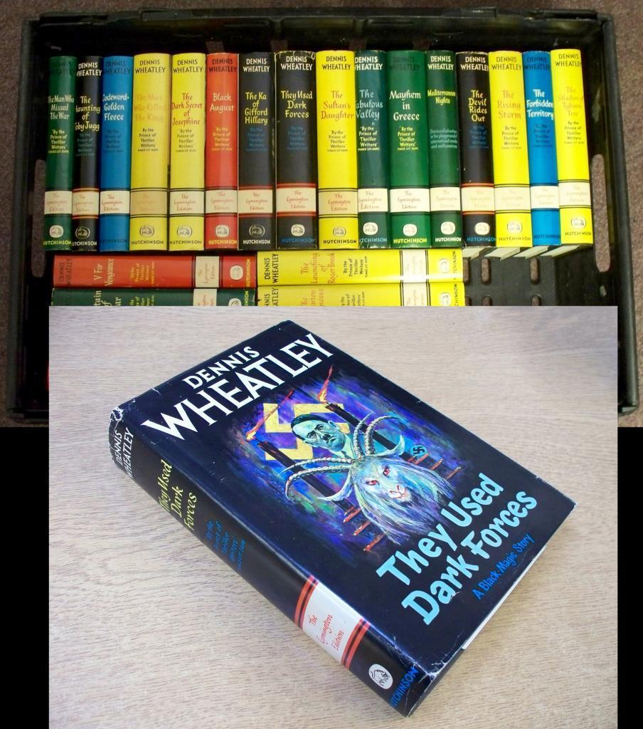 They Used Dark Forces (Lymington Edition): Dennis Wheatley