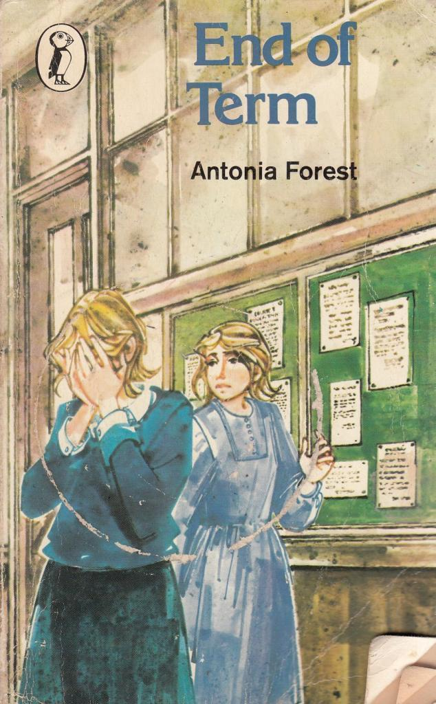 End of Term: Antonia Forest