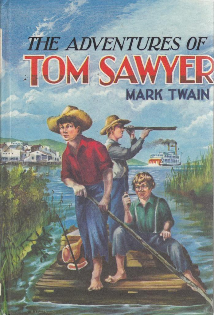 book report on the adventures of tom sawyer by mark twain The adventures of tom sawyer -- hypertext and e-text the adventures of tom sawyer by mark twain table of contents p r e f a c e: chapter xiii: chapter xxvi: chapter i.