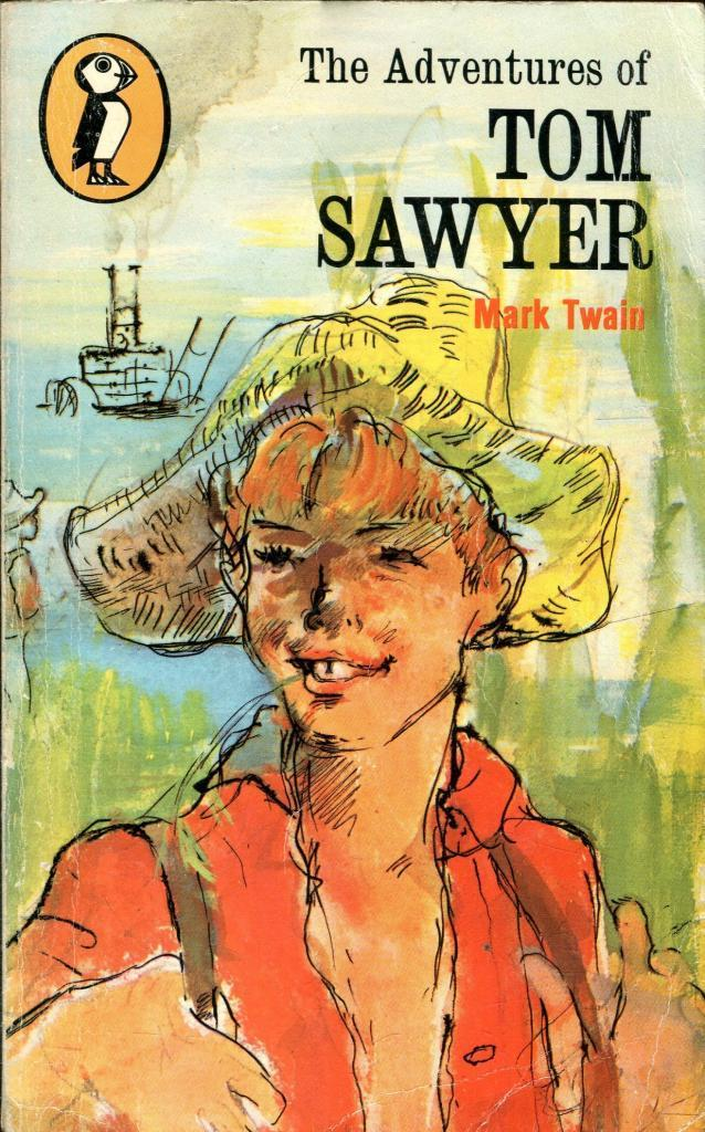 tom sawyers illustration of unethical behavior in mark twains adventures of huckleberry finn