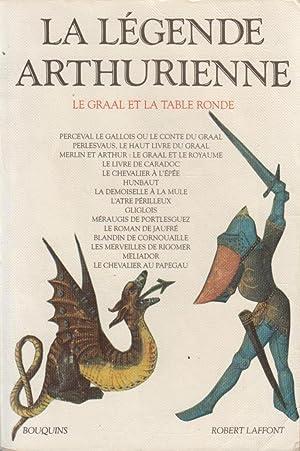 La Legende Arthurienne (Bouquins): Cheretien De Troyes