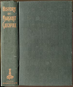 The History of Margaret Catchpole - A: Richard Cobbold