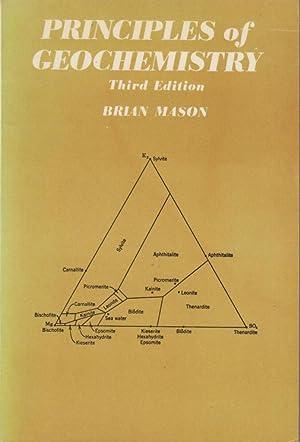 Principles of geochemistry: Brian Mason