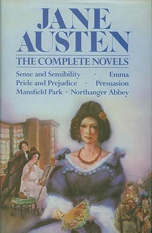 The Complete Novels Illustrated Jane Austen