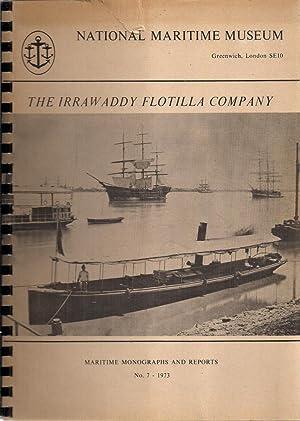 The Irrawaddy Flotilla Company Limited 1865-1950: H J Chubb