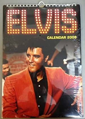 Elvis Calendar 2009 - Unofficial: Not Stated