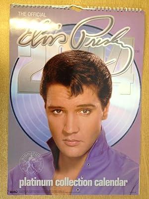 The Official Elvis Calendar: 2004
