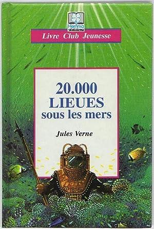 20.000 LIEUES sous les mers (Livre Club: Jules Verne, Denis