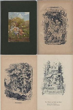 Märchen ausgewählte Bilder von Ludwig Richter zu Rotkä...