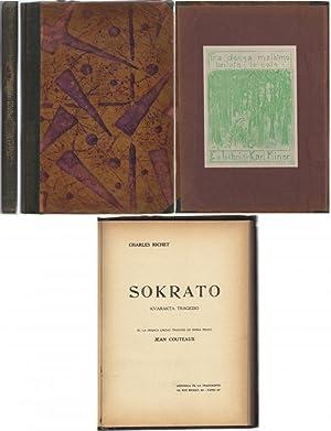 Sokrato Kvarakta Tragedio Esperanto: Charles Richet,Jean Couteaux