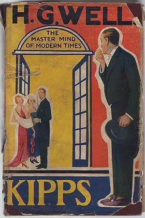 Kipps (The Novel Library): H G Wells