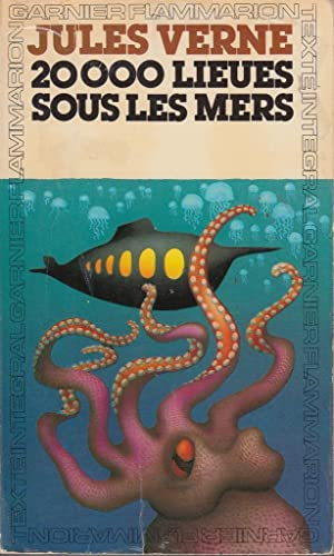 20 000 Lieues Sous Les Mers: Jules Verne
