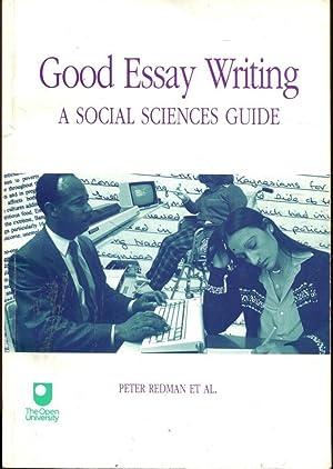 Social sciences... essay ....................?