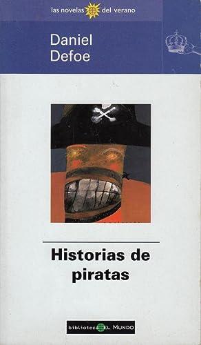 Historias de Piratas: Daniel Defoe