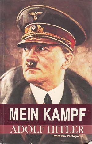 Mein Kampf: Adolf Hitler (Translated