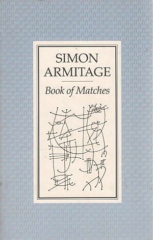 Book of Matches: Simon Armitage