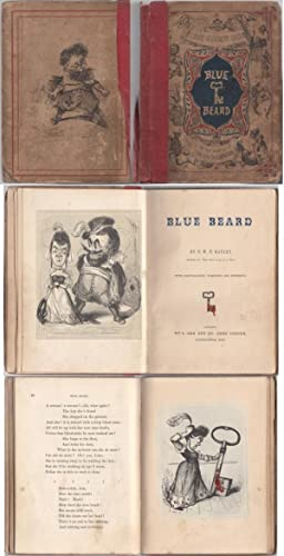 Blue Beard: With illustrations, humourous and numerous (Comic Nursery Tales): F W N Bayley