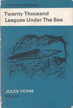 Twenty thousand leagues under the sea; retold: Jules Verne, Donald