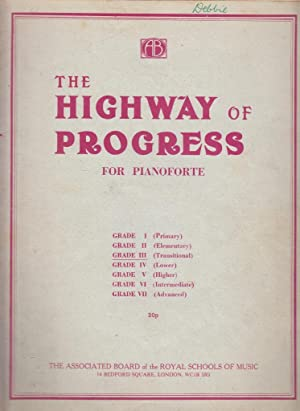 The Highway of Progress for Pianoforte Grade III (Transitional)