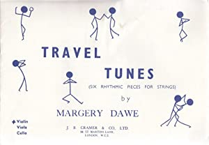 Dawe: Travel Tunes - Violin