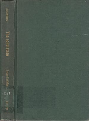 Solid State: Introduction to the Physics of: Harold Max Rosenberg