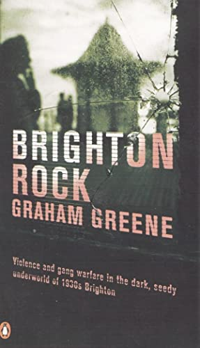 brighton rock book review It is the tension between the two faces of brighton – the illuminated tourist bling and the gritty, mobster-laced industry behind the façade – that sets up the intrigue in greene's classic 1938 novel of good and evil and it's the menacing, sinisterly youthful antihero pinkie who continues to fascinate today.