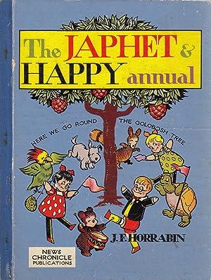 The Japhet And Happy Annual 1951: Kathleen Horrabin J