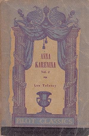Anna Karenina Part 2: Leo ( Tolstoy