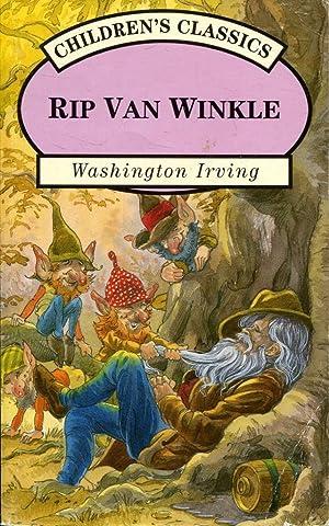an analysis of the washington irvings rip van winkle by dame van winkle