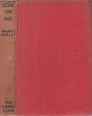 Eleven Came Back: Mabel Seeley