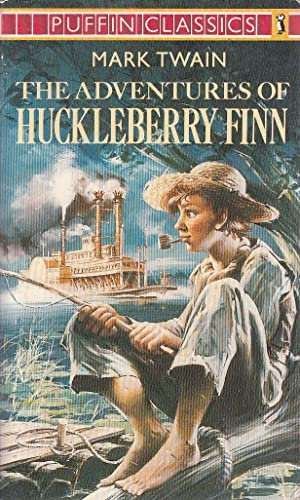 an analysis of racial themes in the adventures of huckleberry finn by mark twain